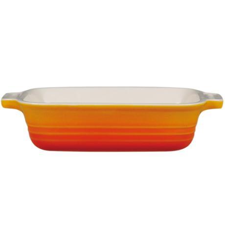 """Square Deep Dish,""""CERAGON® Bakeware"""",Fine Stoneware"""